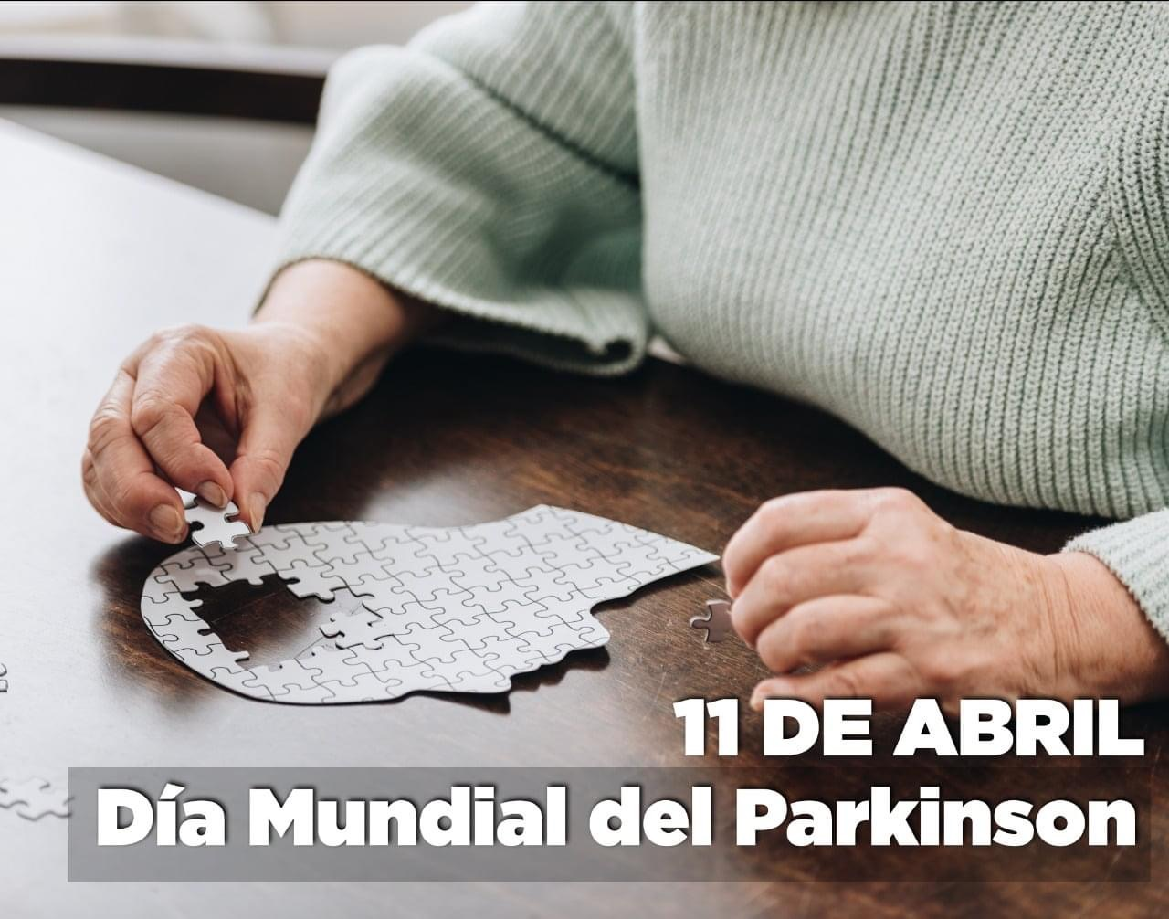 LAURA BERISTAIN CONMEMORA EL DÍA MUNDIAL DEL PÁRKINSON