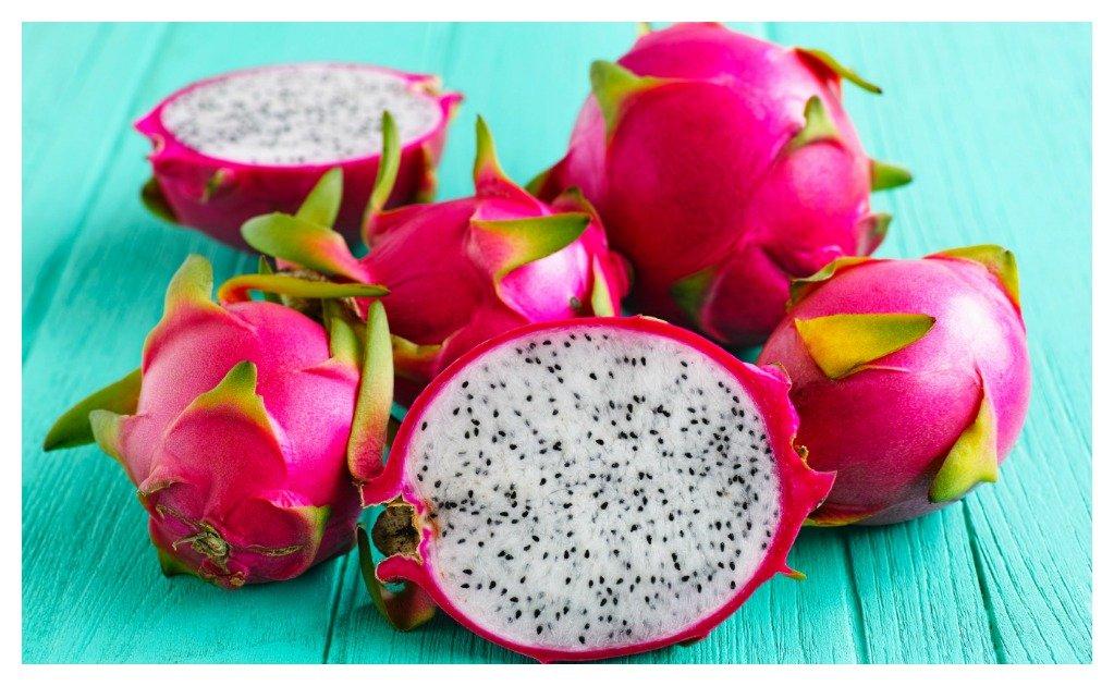 Ya es temporada de PITAHAYA, fruta originaria de Mesoamérica y con grandes propiedades nutricionales