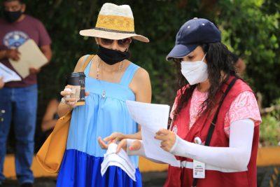 Gobierno Federal y Ayuntamiento de Solidaridad, listos para 2da jornada de vacunación a adultos de 30-39