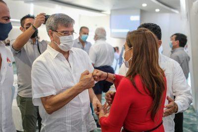 PASOS FIRMES PARA TRANSFORMAR CANCÚN: MARA
